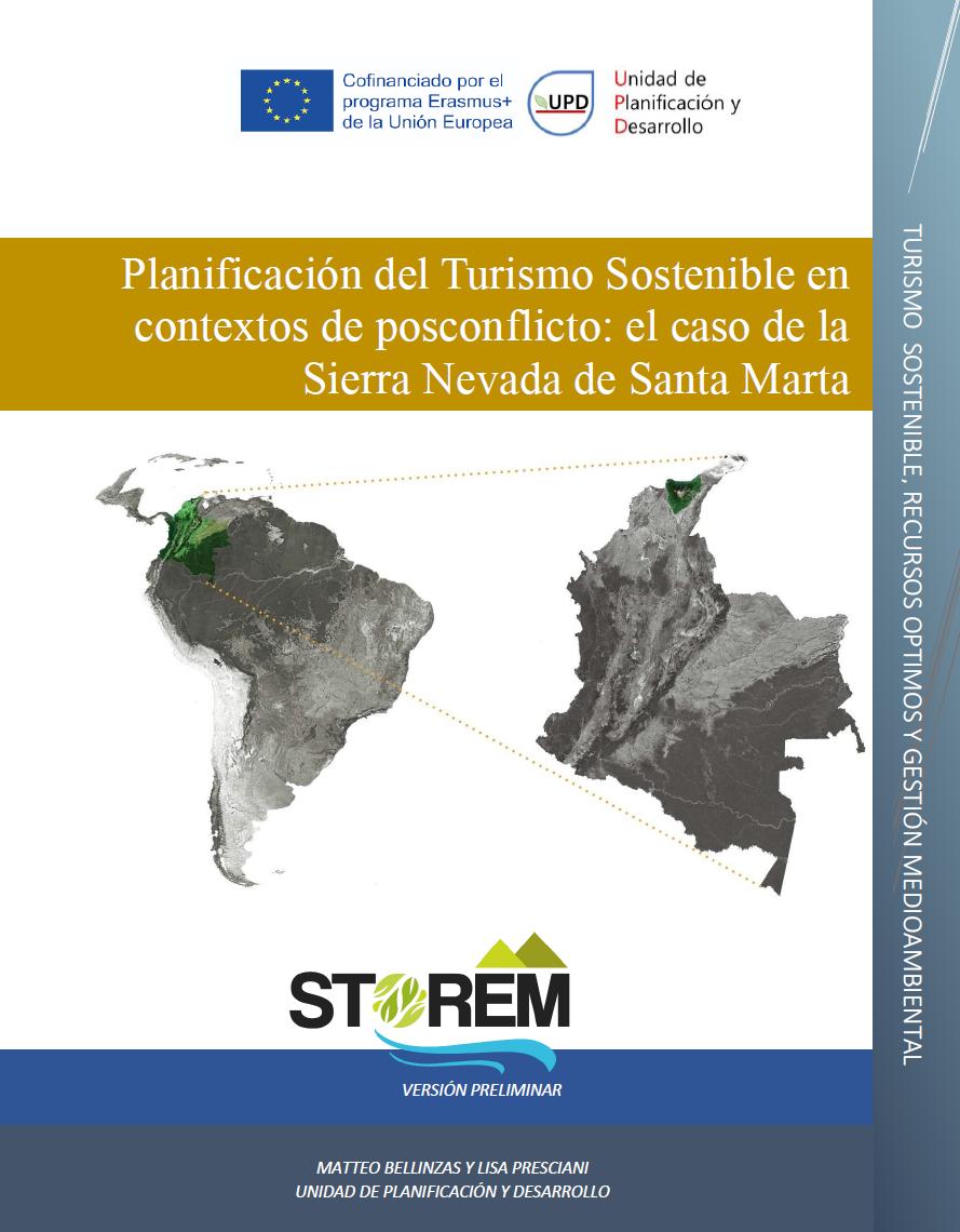 Planificación del Turismo Sostenible en contextos de posconflicto: el caso de la Sierra Nevada de Santa Marta
